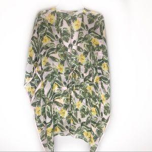 Lily White Kimono